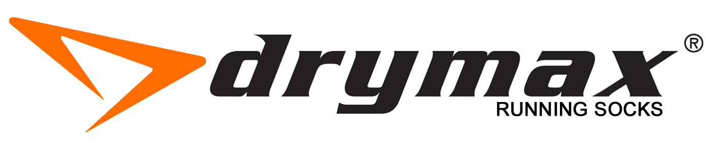 drymax running socks horizontal logo