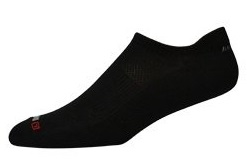 drymax running lite mesh black socks performance