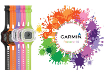 garmin watches gps color