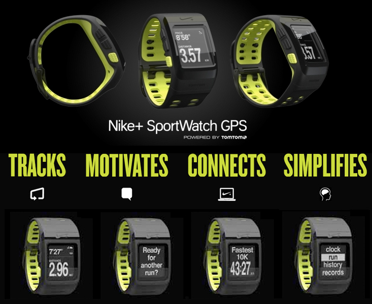 nike sportswatch watch gps sports running