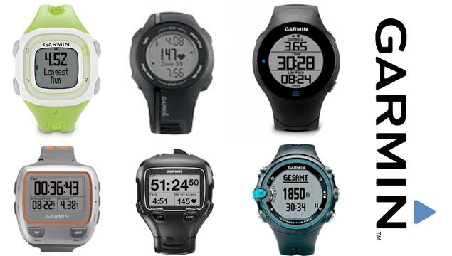Garmin Watches