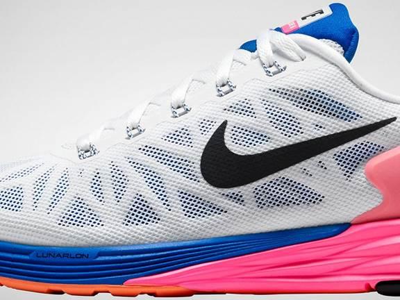 Nike LunarGlide 6 Lunarlon Cushioning